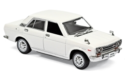 Modellauto - <strong>Nissan</strong> Bluebird 1600 SSS, weiss, RHD, 1969<br /><br />Norev, 1:43<br />Nr. 236745