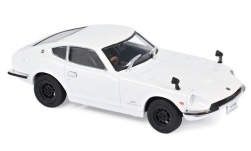 Modellino - <strong>Nissan</strong> fairlady Z432, bianco, RHD, 1969<br /><br />Norev, 1:43<br />n. 236746