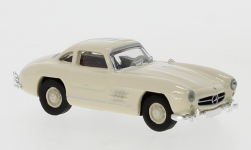 Modellauto - <strong>Mercedes</strong> 300 SL Coupe, beige<br /><br />Schuco, 1:87<br />Nr. 236840