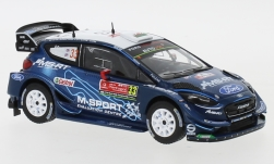 voiture miniature - <strong>Ford</strong> fêtes RS WRC, No.33, Rallye WM, Rallye Portugal, E.Evans/S.Martin, 2019<br /><br />IXO, 1:43<br />N° 236859