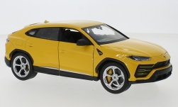 Modellauto - <strong>Lamborghini</strong> Urus, gelb<br /><br />Welly, 1:24<br />Nr. 236864