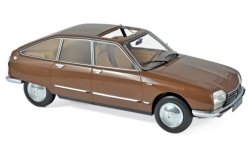 Modelcar - <strong>Citroen</strong> GS Pallas, brown, 1978<br /><br />Norev, 1:18<br />No. 236923
