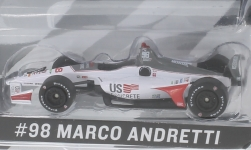 Modelcar - <strong>Honda</strong> IndyCar, No.98, Andretti Autosport, Indycar, M.Andretti, 2019<br /><br />Greenlight, 1:64<br />No. 236986