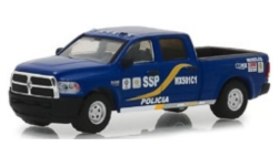 Modellauto - <strong>Dodge</strong> RAM 2500, Mexico City, 2017<br /><br />Greenlight, 1:64<br />Nr. 236998