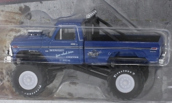Modellauto - <strong>Ford</strong> F-250 Monster Truck, Midwest Four Wheel Drive & Performance Center, 1974<br /><br />Greenlight, 1:64<br />Nr. 236999