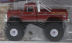 Modellauto - <strong>Ford</strong> F-250 Monster Truck, God of Thunder, 1979<br /><br />Greenlight, 1:64<br />Nr. 237003