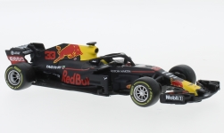 Modelcar - <strong>Red Bull</strong> day Heuer RB 14, No.33, Red Bull, formula 1, M.Verstappen, 2018<br /><br />Bburago, 1:43<br />No. 237014