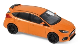 Modellauto - <strong>Ford</strong> Focus RS, metallic-orange, 2018<br /><br />Norev, 1:43<br />Nr. 237035