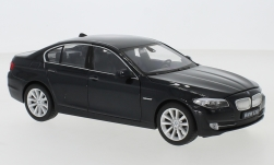 Modellauto - <strong>BMW</strong> 535i (F10), metallic-schwarz<br /><br />Welly, 1:24<br />Nr. 237214