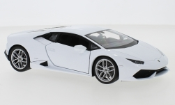 Modelcar - <strong>Lamborghini</strong> Huracan LP 610-4, white<br /><br />Welly, 1:24<br />No. 237223