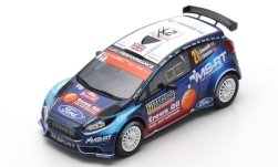 Modellauto - <strong>Ford</strong> Fiesta R5, No.21, M-Sport Ford WRT, Rallye WM, Rally Monte Carlo G.Greensmith/E.Edmonson, 2019<br /><br />Spark, 1:43<br />Nr. 237235