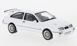 Modellauto - <strong>Ford</strong> Sierra RS Cosworth, weiss, 1987<br /><br />IXO, 1:43<br />Nr. 237494