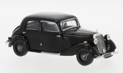 Modelcar - <strong>Mercedes</strong> 170V (W136), black, 1949<br /><br />IXO, 1:43<br />No. 237501