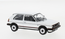 Modellauto - <strong>VW</strong> Golf II GTi, wit, 1984<br /><br />IXO, 1:43<br />Nr. 237511