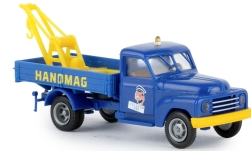 Modelcar - <strong>Hanomag</strong> L 28 towing automobile, Hanomag<br /><br />Brekina, 1:87<br />No. 237560