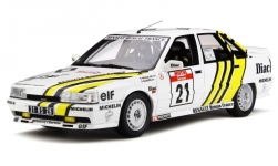 Modellauto - <strong>Renault</strong> 21 Turbo Gr.N, No.21, Rallye WM, Tour de Corse, P.Bugalski/J-M.Andrie, 1988<br /><br />Ottomobile, 1:18<br />Nr. 237793