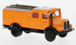 Modellauto - <strong>IFA</strong> S4000 TLF, Straßenmeisterei 1965<br /><br />Espewe, 1:87<br />Nr. 238281