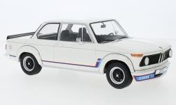 ModelCar - <strong>BMW</strong> 2002 Turbo, weiss, 1973<br /><br />MCG, 1:18<br />No. 238348