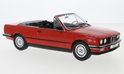 Modellino - <strong>BMW</strong> 325i (E30) Cabriolet, rosso, 1985<br /><br />MCG, 1:18<br />n. 238352