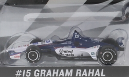 Modelo de coche - <strong>Honda</strong> IndyCar, No.15, Rahal Letterman Lanigan Racing, Indycar, G.Rahal, 2019<br /><br />Greenlight, 1:64<br />Nº 238355