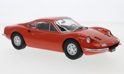 ModelCar - <strong>Ferrari</strong> Dino 246 GT, orange, 1969<br /><br />MCG, 1:18<br />No. 238373