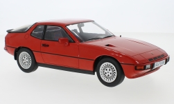 Modellino - <strong>Porsche</strong> 924 turbo, rosso, 1979<br /><br />MCG, 1:18<br />n. 238402