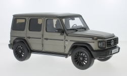 Modelcar - <strong>Mercedes</strong> G-Class (W463), grey, 40 years G-Class, 2019<br /><br />I-Minichamps, 1:18<br />No. 238561