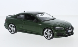 Modelcar - <strong>Audi</strong> RS 5, metallic-green, 2019<br /><br />Bburago, 1:24<br />No. 238567