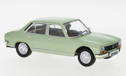 Modelcar - <strong>Peugeot</strong> 504, metallic-green, 1969<br /><br />IXO, 1:43<br />No. 238580