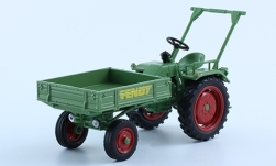 Modellauto - <strong>Fendt</strong> F 220 GT, groen, zonder Vitrine, 1958<br /><br />SpecialC.-114, 1:43<br />Nr. 238628
