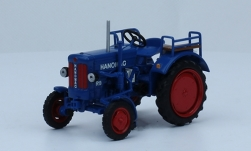 Modellauto - <strong>Hanomag</strong> R 19, blauw, zonder Vitrine, 1950<br /><br />SpecialC.-114, 1:43<br />Nr. 238631