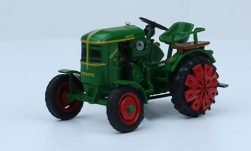 Modellauto - <strong>Deutz</strong> F 1 L 514/50, groen, zonder Vitrine, 1950<br /><br />SpecialC.-114, 1:43<br />Nr. 238633
