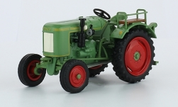 Modellauto - <strong>Fendt</strong> F28, groen, zonder Vitrine, 1951<br /><br />SpecialC.-114, 1:43<br />Nr. 238635