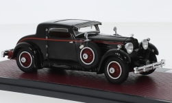 ModelCar - <strong>Stutz</strong> Model M Supercharged Lancefield Coupe, schwarz, RHD, #M-C-31312, 1930<br /><br />Matrix, 1:43<br />No. 238670