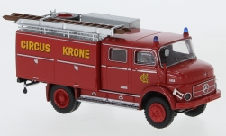 Modellauto - <strong>Mercedes</strong> LAF 1113 TLF 16, Circus Krone, TD, 1972<br /><br />Brekina, 1:87<br />Nr. 238722