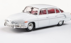 Modellauto - <strong>Tatra</strong> 603, weiss, 1969<br /><br />Abrex, 1:43<br />Nr. 238741