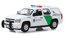 ModelCar - <strong>Chevrolet</strong> Tahoe, U.S. Customs and Border Protection, 2010<br /><br />Greenlight, 1:43<br />No. 238765