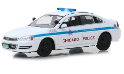 ModelCar - <strong>Chevrolet</strong> Impala, Chicago Police, 2010<br /><br />Greenlight, 1:43<br />No. 238766