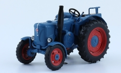 Modellauto - <strong>Lanz</strong> Bulldog  D 4016, blauw, zonder Vitrine, 1957<br /><br />SpecialC.-114, 1:43<br />Nr. 238886