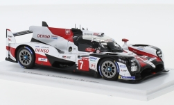 ModelCar - <strong>Toyota</strong> TS050 Hybrid, No.7, Toyota Gazoo Racing, 24h Le Mans, M.Conway/K.Kobayashi/J.M.Lopez, 2019<br /><br />Spark, 1:43<br />No. 239020