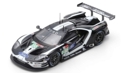 Modellauto - <strong>Ford</strong> GT, No.66, Ford Chip Ganassi Team UK, 24h Le Mans, S.Mücke/O.Pla/B.Johnson, 2019<br /><br />Spark, 1:43<br />Nr. 239052