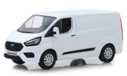 ModelCar - <strong>Ford</strong> Transit Custom (V362) MCA, weiss, 2018<br /><br />Greenlight, 1:43<br />No. 239096