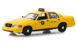 ModelCar - <strong>Ford</strong> Crown Victoria, N.Y.C Taxi, 2011<br /><br />Greenlight, 1:43<br />No. 239098