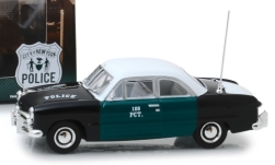 ModelCar - <strong>Ford</strong> Standard, New York City Police Department, 1949<br /><br />Greenlight, 1:43<br />No. 239099