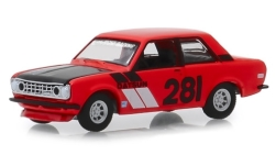 Modelcar - <strong>Datsun</strong> 510, red, 1970<br /><br />Greenlight, 1:64<br />No. 239110