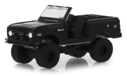 ModelCar - <strong>Ford</strong> Bronco, schwarz, 1969<br /><br />Greenlight, 1:64<br />Nr. 239121