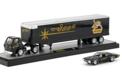 ModelCar - <strong>Dodge</strong> L600 COE, Weiand, + 1970 Dodge Super Bee, 1970<br /><br />M2 Machines, 1:64<br />Nr. 239189