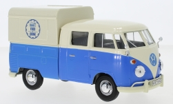 ModelCar - <strong>VW</strong> T1 Doka, Food Truck<br /><br />Motormax, 1:24<br />Nr. 239221