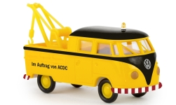 Modelcar - <strong>VW</strong> T1b Doka, Im Auftrag from ACDC, towing automobile, 1960<br /><br />Brekina, 1:87<br />No. 239237