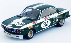 Modelcar - <strong>BMW</strong> 2800 CS, No.34, Broadspeed, Salzburg, J.Fitzpatrick, 1972<br /><br />Trofeu, 1:43<br />No. 239325